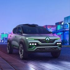 Renaults Sub-4m SUV To Be Called Kiger Concept Model Unveiled Ahead Of 2021 Launch