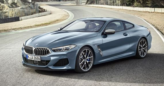 BMW's 8 Series Is Finally Here, And It's Packing Heat