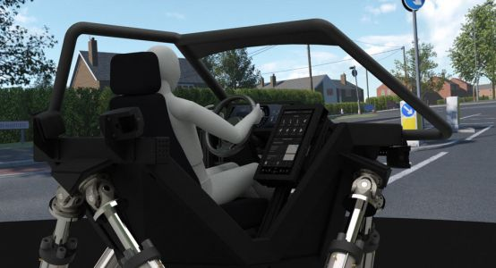 Driving Sim Firm Says Virtual Autonomous Car Tests Are Safer And Cheaper