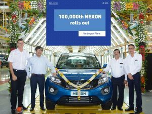 Tata Rolls Out 100000 Nexons The Reasons Behind Its Success