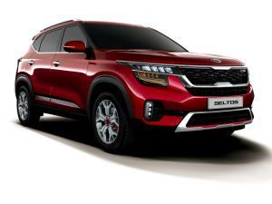 Kia Seltos Unveiled The New Compact SUV In Detailed Images