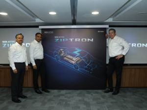 Tata Motors Reveals Ziptron EV Powertrain Technology