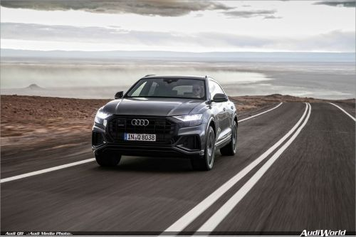 Audi in November: Deliveries remain down on last year due to exceptional situation