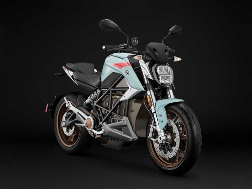 2020 Zero Motorcycles SR/F Review MC Commute