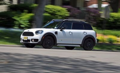2017 Mini Cooper Countryman ALL4 1.5T Manual: Mini Gets Maxi
