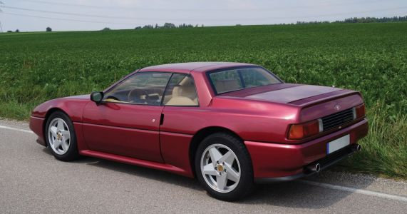 Satisfy Your Weird 90s Supercar Cravings With This Venturi Transcup 260