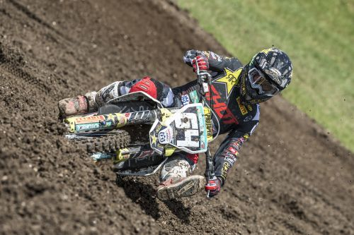 THOMAS COVINGTON INSIDE THE TOP FIVE AT BRITISH GP