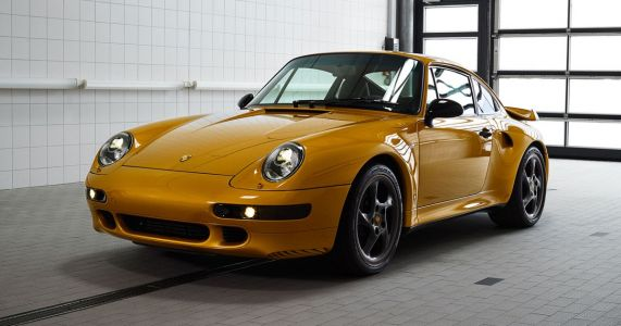 Porsche's 'Brand New' 993 Turbo S Just Sold For $3.1m