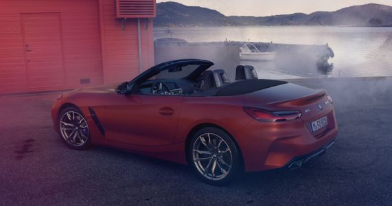There's Been An Even Bigger 2019 BMW Z4 Image Leak