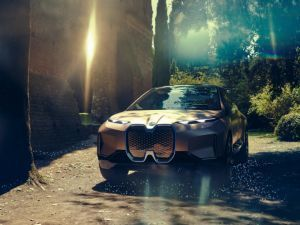BMW Unveils iNEXT A Peek Into The Future