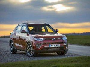 Facelifted SsangYong Tivoli Revealed With Mahindras 12-litre mStallion Engine
