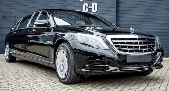 $830k For A Mercedes-Maybach S600 Pullman Is Quite A Str