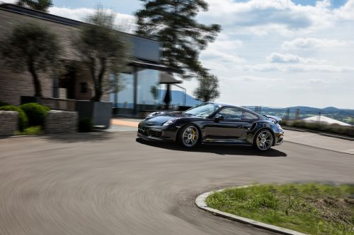 Limited Edition TECHART GTsport Porsche 991.2 Turbo S Revealed