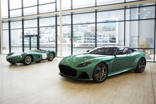 Aston Martin Reveal DBS 59 Paying Tribute To The DBR1