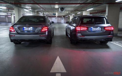 RENNtech R800 Mercedes E63 and E63 S Packs 790 Horses