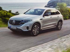 Mercedes-Benz EQC Electric SUV Unveiled Launch In April 2020 EQ Brand Launched In India