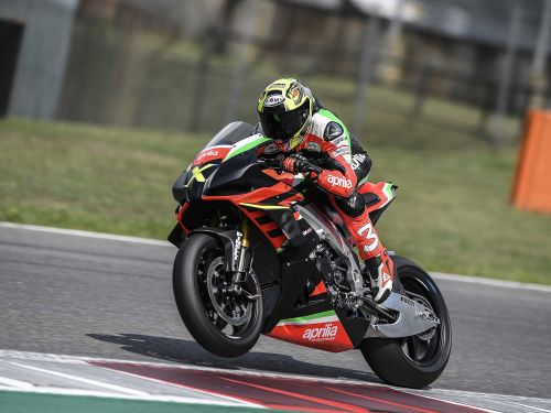 2020 Aprilia RSV4 X First Look Preview