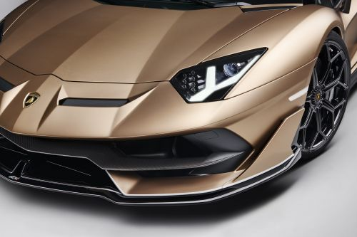 Lamborghini Aventador Successor Will Have NA V12 and Supercapacitors
