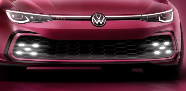 Volkswagen Officially Tease Golf 8 GTI Ahead Of Geneva Reveal