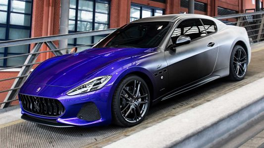 Maserati GranTurismo and GranCabrio Production Ends With One-Off Zéda