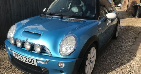 You Can Buy A Rare, Early JCW Mini With 200bhp For Just £2600