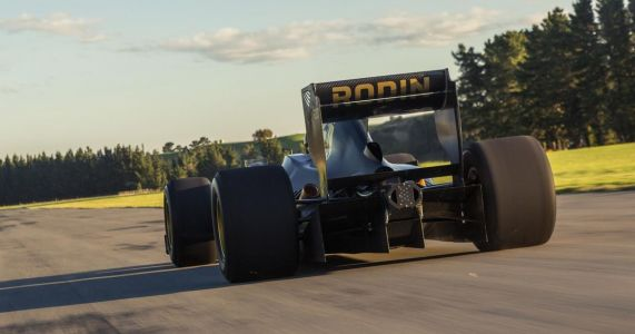 The Rodin FZed Is A Track Car That Lets You Live Out Your F1 Dreams