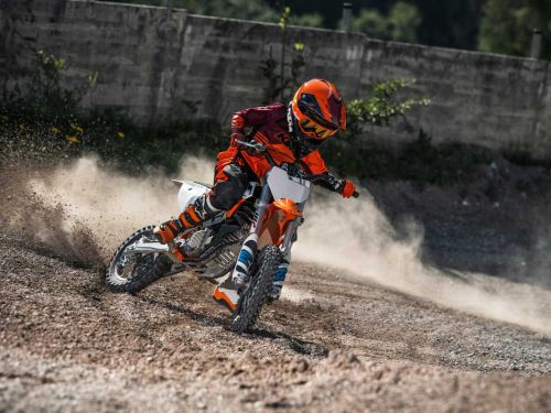 KTM Goes Electric With Its Kid-Friendly SX-E 5 Dirt Bike