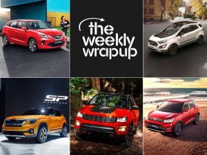 Toyota Glanza Launched Kia SP2i Name Jeep Compass Trailhawk Unveiled And More Top 5 Car News Of The Week