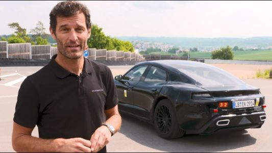Porsche Mission E Confirmed With 600 HP By Mark Webber