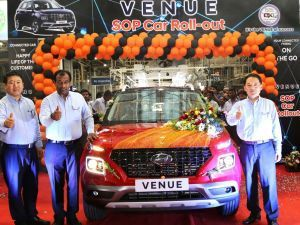 Hyundai Venue Launch On May 21 Rollout Starts