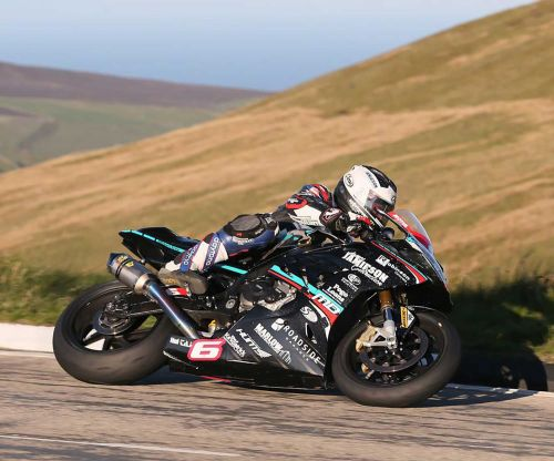 Michael Dunlop Withdraws From Pikes Peak 2019