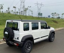 Is This The 5-door Maruti Suzuki Jimny That Weve All Been Waiting For