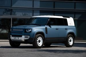 Land Rover To Bring Back Hard Top Defender As Commercial 4x4