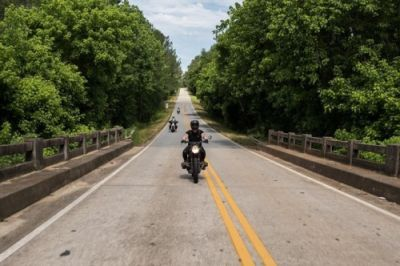 Who's riding this weekend and where are you going?
