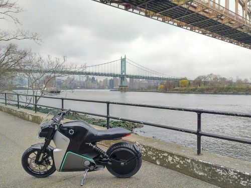 Fuell Electric Motorcycle First Look