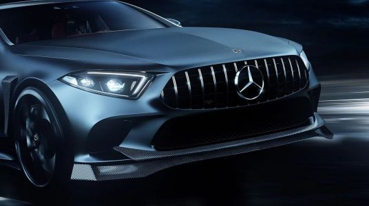 Could These Renders Of A Fully AMG Kitted Out Mercedes CLS Be A One-Off?