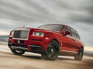Rolls-Royce Cullinan Launched At Rs 695 Crore