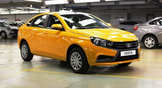 Lada Returns To Cuba With Vesta Sedan And Largus Cross