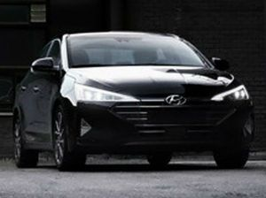 Hyundai Elantra Facelift Spied Launch By End Of This Year