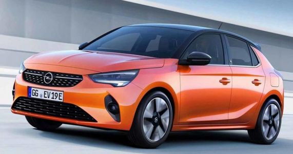 Here's The New Vauxhall Corsa Way Before You're Supposed To See It