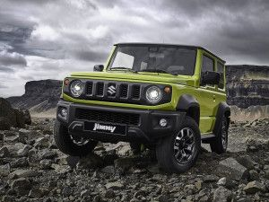 Maruti Suzuki Jimny SUV Likely To Launch By November 2020