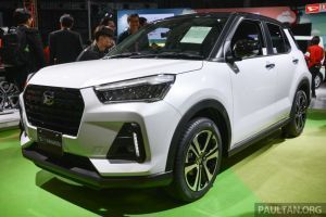 2019 Tokyo Motor Show India-bound Toyota Rise Compact SUV Could Be Based On This Daihatsu Rocky