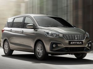 Confirmed 2018 Maruti Ertiga Launch On November 21