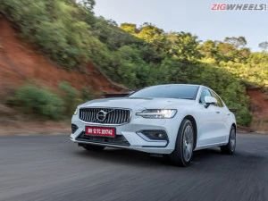 New Volvo S60 Launched In India At Rs 459 Lakh