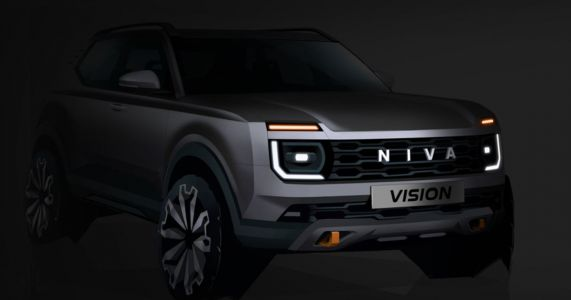 This Is The All-New Lada Niva
