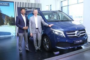 2019 Mercedes-Benz V-Class Elite Launched In India At Rs 11 Crore