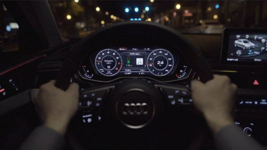Audi expands Traffic Light Information - now includes speed recommendations to minimize stops