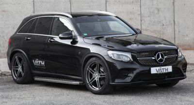 Vath Gives This Diesel Mercedes GLC A Bit More Power, Lots Of Attitude