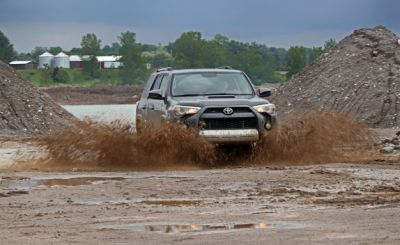 2017 Toyota 4Runner 4×4 Tested!