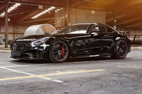 Edo Competition Mercedes-AMG GT R Packs 650 HP